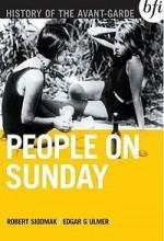 Bir Pazar Günü (1930) afişi