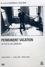 Permanent Vacation (1980) afişi