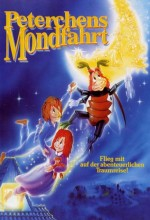 Peterchens Mondfahrt (1990) afişi