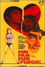 Pim, Pam, Pum... Fire! (1975) afişi