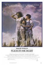 Places in The Heart (1984) afişi