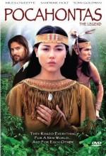 Pocahontas Efsanesi (1995) afişi