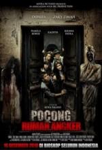 Pocong Rumah Angker (2010) afişi