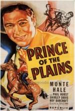 Prince Of The Plains (1949) afişi
