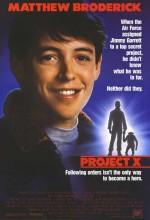Project X (1987) afişi