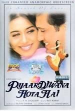 Pyaar Diwana Hota Hai (2002) afişi