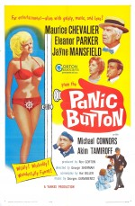 Panic Button (1964) afişi