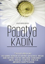 Papatya Kadın (2015) afişi