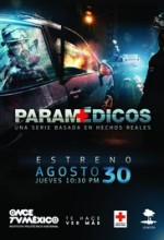 Paramedicos (2012) afişi