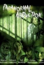 Paranormal Abduction (2016) afişi
