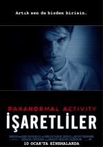 Paranormal Activity: İşaretliler (2014) afişi