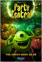 Party Central (2014) afişi