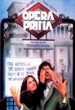 Ópera Prima (1980) afişi