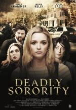 Deadly Sorority (2016) afişi