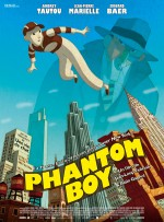 Phantom Boy (2015) afişi