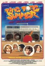Ping Pong Summer (2013) afişi