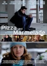 Pizza und Marmelade