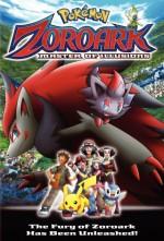Pokemon: İllüzyonların Efendisi: Zoroark (2010) afişi