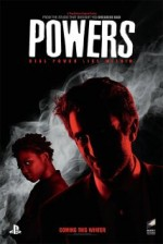 Powers Sezon 1 (2015) afişi