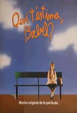 Qui T'estima, Babel? (1987) afişi