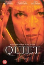 Quiet Kill (2004) afişi