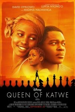 Queen of Katwe (2016) afişi