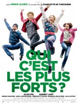 Qui C'est Les Plus Forts? (2015) afişi