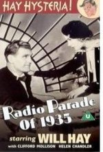 Radio Parade Of 1935 (1934) afişi