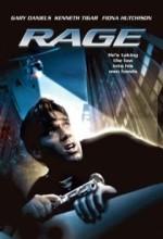 Rage (1995) afişi
