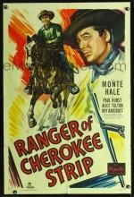 Ranger Of Cherokee Strip (1949) afişi