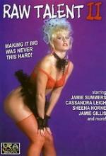 Raw Talent 2 (1987) afişi