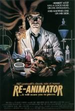Re-animator (1985) afişi