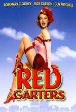 Red Garters (1954) afişi