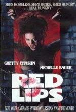 Red Lips (1995) afişi
