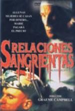 Relaciones Sangrientas (1988) afişi