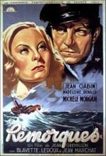Remorques (1941) afişi