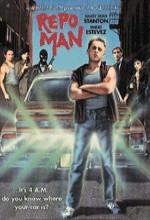Repo Man (1984) afişi