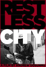 Restless City (2010) afişi