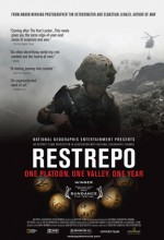 Restrepo (2010) afişi