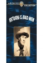 Return Of The Bad Men (1948) afişi
