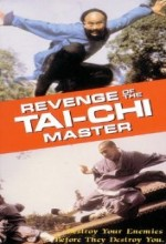 Revenge Of The Tai Chi Master (1985) afişi