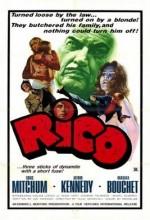 Ricco (1973) afişi