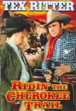 Ridin' The Cherokee Trail (1941) afişi