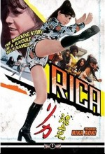 Rika Seks Ve Karate (1972) afişi
