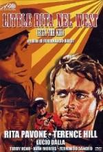 Rita Nel West (1967) afişi