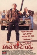 Road-kill U.s.a. (1993) afişi
