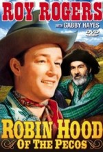 Robin Hood Of The Pecos (1941) afişi