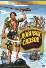Robinson Crusoe (1954) afişi