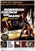 Robinson Crusoe On Mars (1964) afişi