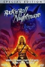 Rock  'n Roll Nightmare (1987) afişi